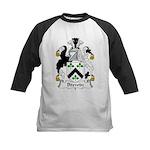Brewin Family Crest Kids Baseball Jersey