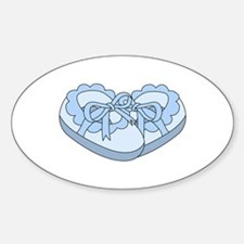 BABY BOY SHOES Decal