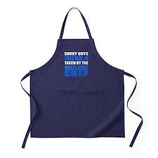 Taken By The Worlds Sexiest Chef Apron (dark)