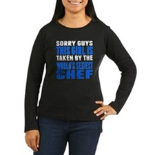 Taken By The Worlds Sexiest Chef Long Sleeve T-Shi