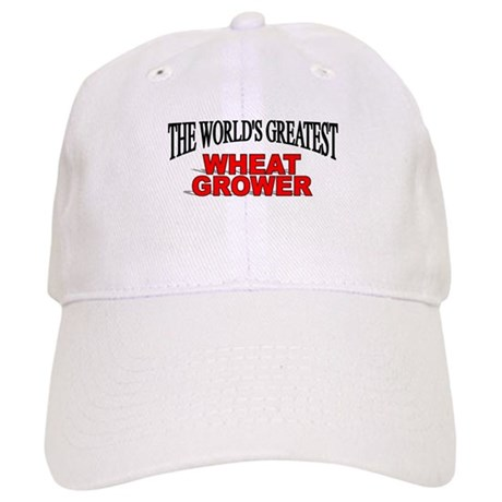 """The World's Greatest Wheat Grower"" Cap"