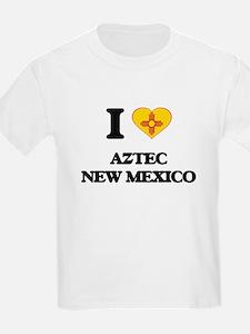 I love Aztec New Mexico T-Shirt
