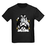 Bree Family Crest Kids Dark T-Shirt