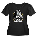 Bree Family Crest Women's Plus Size Scoop Neck Dar