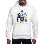 Brand Family Crest Hooded Sweatshirt
