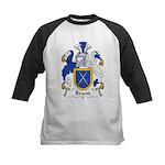 Brand Family Crest Kids Baseball Jersey