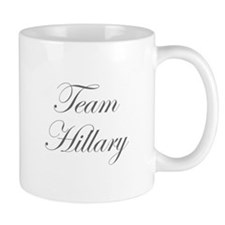 Team Hillary-Edw gray 470 Mugs