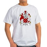 Branch Family Crest Light T-Shirt