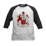 Branch Family Crest Kids Baseball Jersey