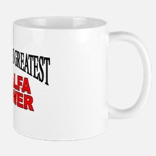 """The World's Greatest Alfalfa Grower"" Small Small Mug"