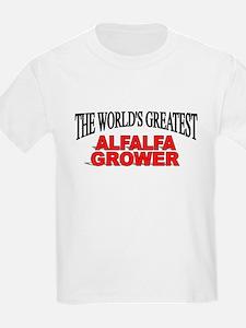 """The World's Greatest Alfalfa Grower"" T-Shirt"