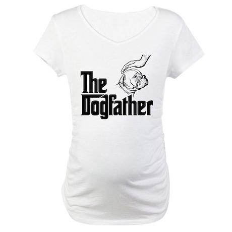 Bullmastiff Maternity T-Shirt