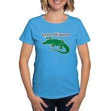Later Alligator Tee