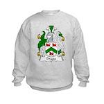 Bragg Family Crest Kids Sweatshirt