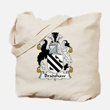 Bradshaw Family Crest Tote Bag