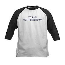 Its my 10th Birthday Tee