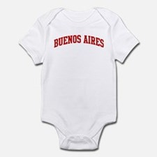 BUENOS AIRES (red) Infant Bodysuit