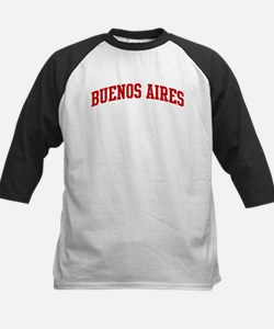 BUENOS AIRES (red) Tee