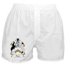 Boys Family Crest Boxer Shorts