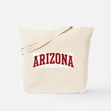 ARIZONA (red) Tote Bag
