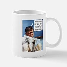 JFK Cigar Mug