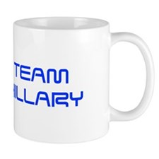 Team Hillary-Sav blue 410 Mugs