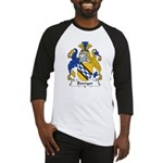 Bowyer Family Crest Baseball Jersey