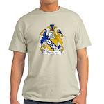 Bowyer Family Crest Light T-Shirt
