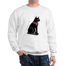 Egyptian Cat Goddess Bastet Sweater