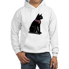 Egyptian Cat Goddess Bastet Hoodie Sweatshirt