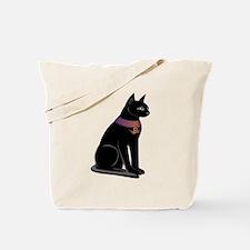 Egyptian Cat Goddess Bastet Tote Bag