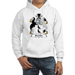 Bowler Family Crest Hooded Sweatshirt