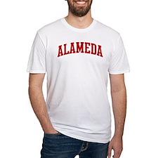 ALAMEDA (red) Shirt