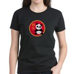 Panda Women's Dark T-Shirt