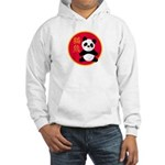 Panda Hooded Sweatshirt