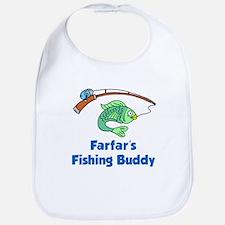 Farfars Fishing Buddy Bib