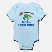 Farfars Fishing Buddy Body Suit