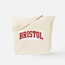 BRISTOL (red) Tote Bag