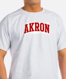 AKRON (red) T-Shirt