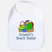 Dziadek's Beach Buddy Bib