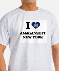 I love Amagansett New York T-Shirt