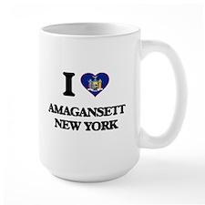 I love Amagansett New York Mugs