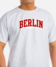 BERLIN (red) T-Shirt
