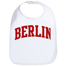 BERLIN (red) Bib