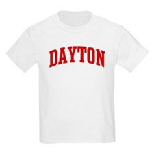 DAYTON (red) T-Shirt