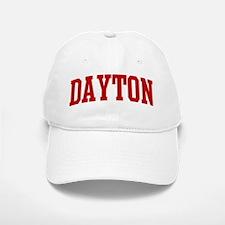 DAYTON (red) Baseball Baseball Cap