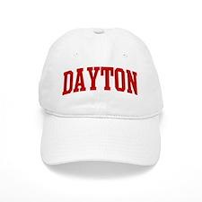 DAYTON (red) Baseball Cap