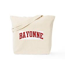 BAYONNE (red) Tote Bag