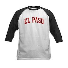 EL PASO (red) Tee