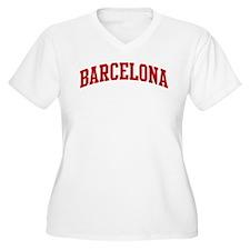 BARCELONA (red) T-Shirt